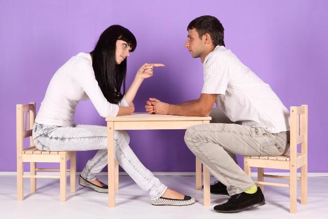 pareja decisiones
