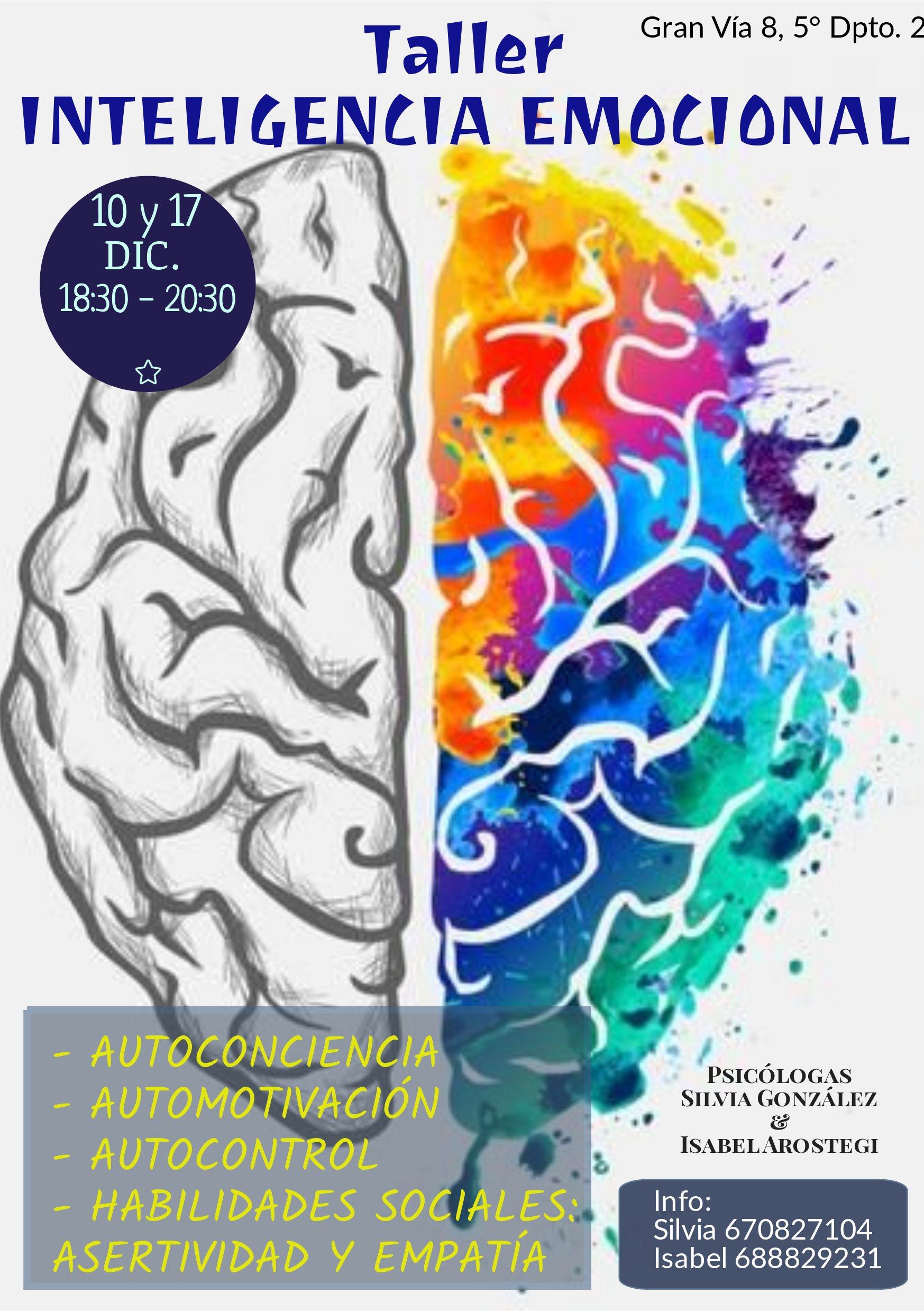 taller inteligencia emocional Bilbao