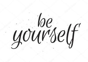 ser uno mismo autentico