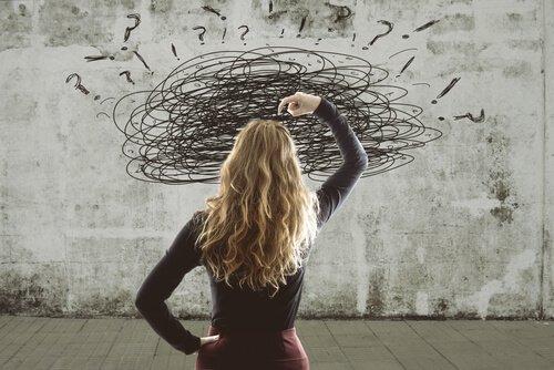 pensamiento obsesivo