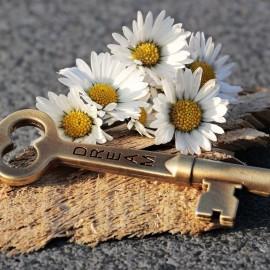 Tienes una puerta a tu paz interior: la solución está en ti